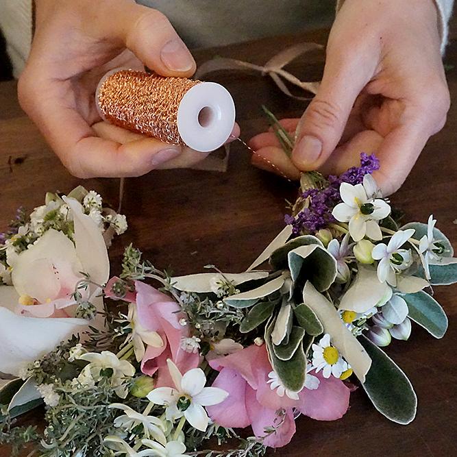 Das kleine Grüne - Blumenladen Hamburg - Blumenladen Eimsbüttel - Blumenworkshop - Flowercrown Workshop - Junggesellinnenabschied - Blumenkrone