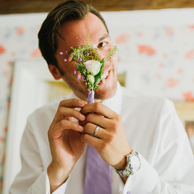 Das kleine Grüne - Blumenladen Hamburg - Blumenladen Eimsbüttel - Hochzeitsblumen - Hochzeitsflorisitk - Bräutigam - Balkonpflanzen