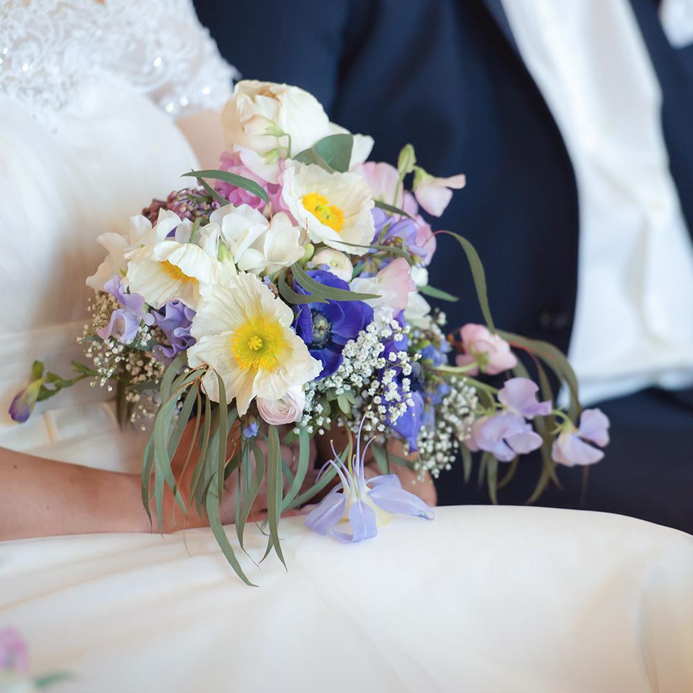 Das kleine Grüne - Blumenladen Hamburg - Blumenladen Eimsbüttel - Hochzeitsblumen - Hochzeitsfloristik - Brautstrauß - Blumenstrauß